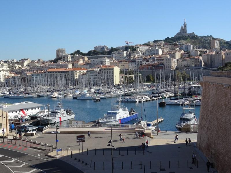 Vieux Port in Marseille