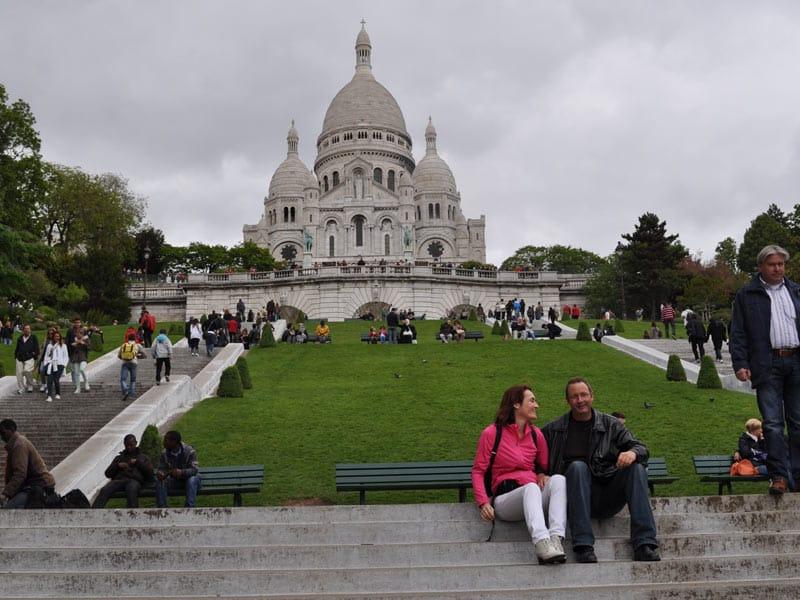 Sacré coeur Paris